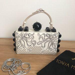 Tonya Hawkes limited edition mini bag